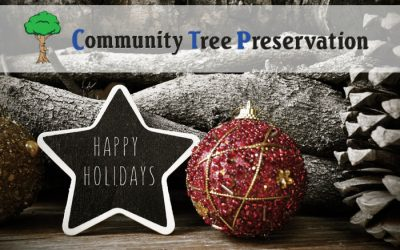 Happy Holidays from Community Tree Preservation!